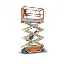 Electric Scissor Lift Hire - Access Equipment Range at Allcott Hire