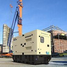 Power Distribution & Generator Hire