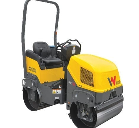 Roller Hire - Compaction Equipment Hire