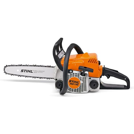 Landscaping & Gardening Equipment Hire - Chainsaw