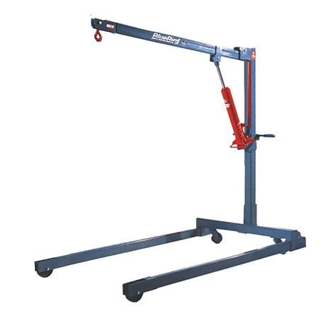 Engine Hoist - Materials Handling Hire - Allcott Hire