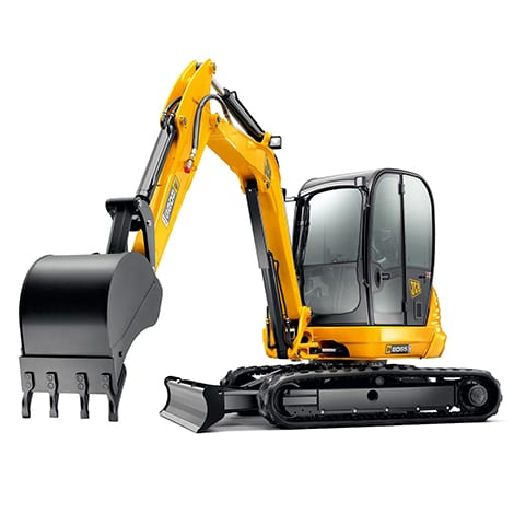 Excavator-8-Tonne