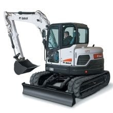 Excavator Hire (8 to 12 Tonne) - Excavation & Equipment Hire - Allcott Hire