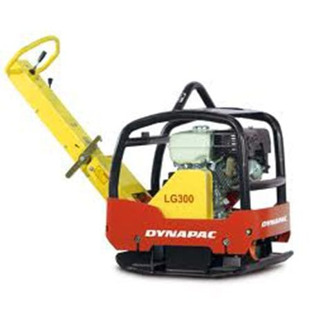 Plate Compactor - Large - Compaction Equipment Hire