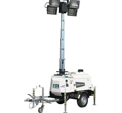Portable Lighting Tower Hire - Lighting Hire