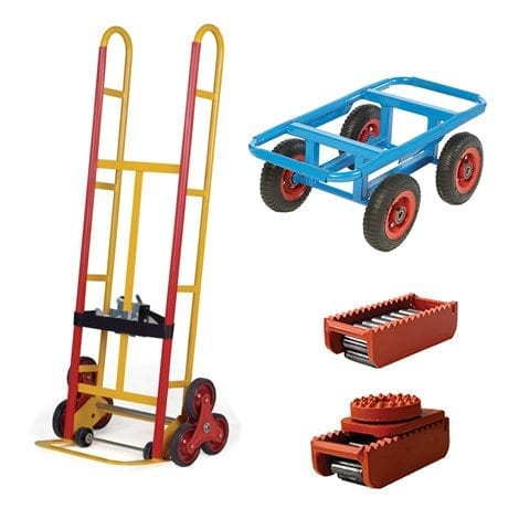 Manual Handling Products - Materials Handling Hire range at Allcott Hire