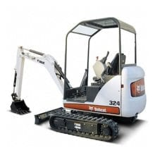 Excavator Hire (1 to 1.8 Tonne) - Excavation & Equipment Hire - Allcott Hire