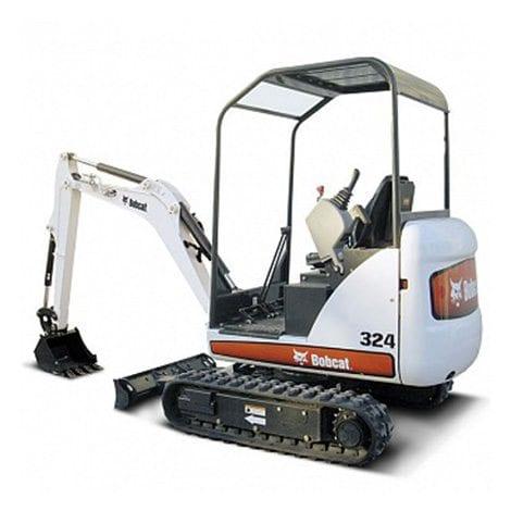 Excavator Hire (1 to 1.8 Tonne) - Excavation & Equipment Hire - Allcott Hire