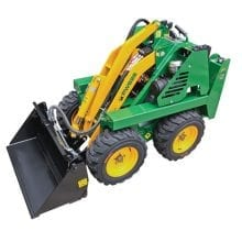Mini Loaders - Excavation & Earthmoving Equipment Hire - Allcott Hire
