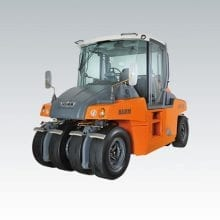 Multi Tyre Roller - Compaction Equipment Hire - Allcott Hire