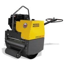 Pedestrian Roller - Compaction Equipment Hire - Allcott Hire