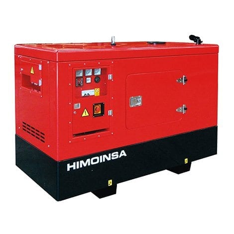 Diesel Generators (10-30 Kva) - Generator Hire range at Allcott Hire