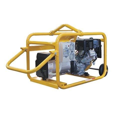 Portable Generator (3kva - 10kva) - Allcott Hire - Generator Hire