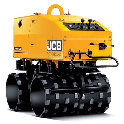 Trench Roller - Compaction Equipment for Hire at Allcott Hire - Roller Hire