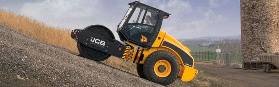 Compaction Equipment Hire - Rollers - Allcott Hire