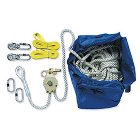 Equipment Rental - Roofers Safety Kit
