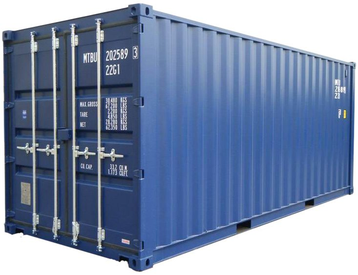 Storage Containers - Shipping Containers