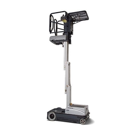 Mobile Vertical Lift - Access Equipment at Allcott Hire