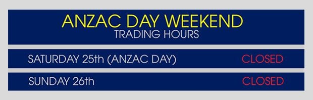 anzac day trading hours - photo #34