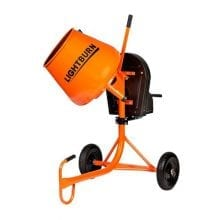 Concrete-Mixer - Allcott Hire