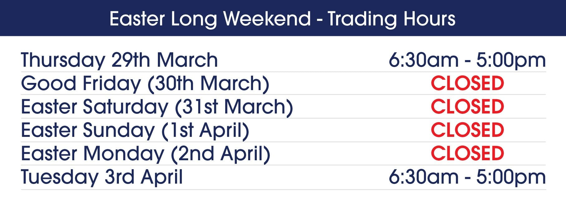 easter-trading-hours-2018