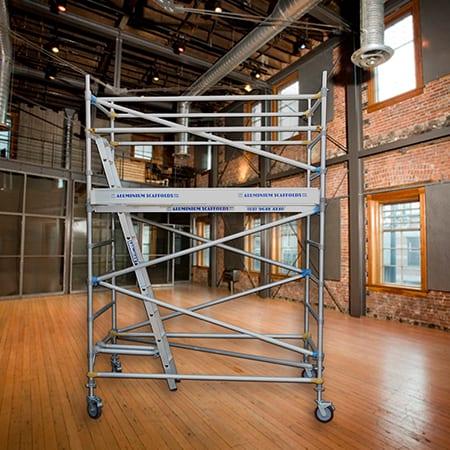 Scaffolding & Ladder Hire