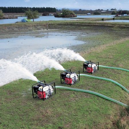Pumps & Fluid Management Hire