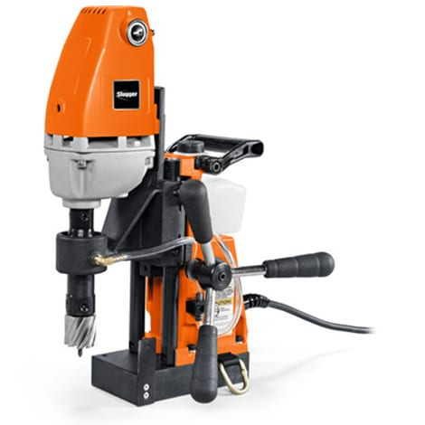 Magnetic-Base-Drill