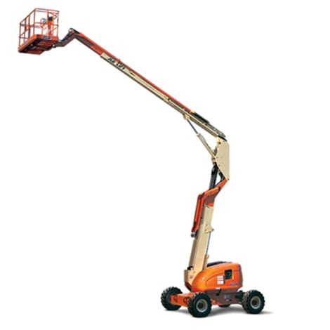 Knuckle Boom Lift for Hire
