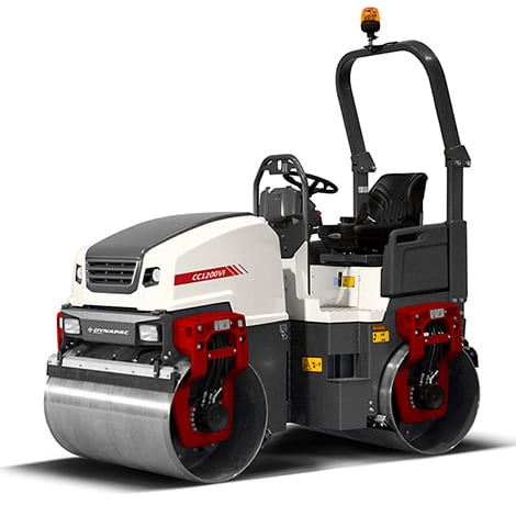 Roller - Compaction Equipment for Hire