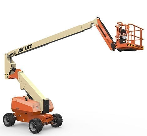Knuckle Boom Lift Hire - Access Equipment Hire