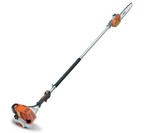 Landscaping & Gardening Equipment Hire - Chainsaw Pole