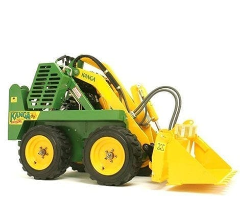Mini Loader Hire - Excavation and Earthmoving Equipment Hire
