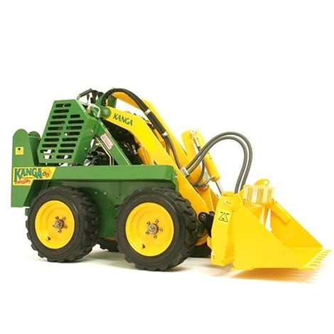Mini Loader - Excavation Equipment For Hire