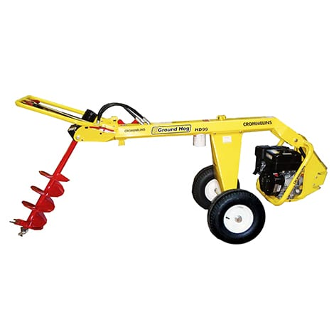 Post Hole Digger - Excavation Equipment Hire