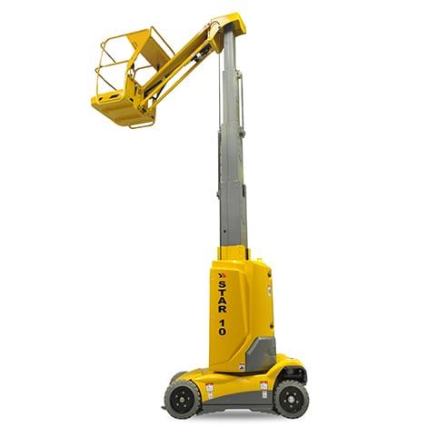 Boom Lift Hire - Access Equipment Hire