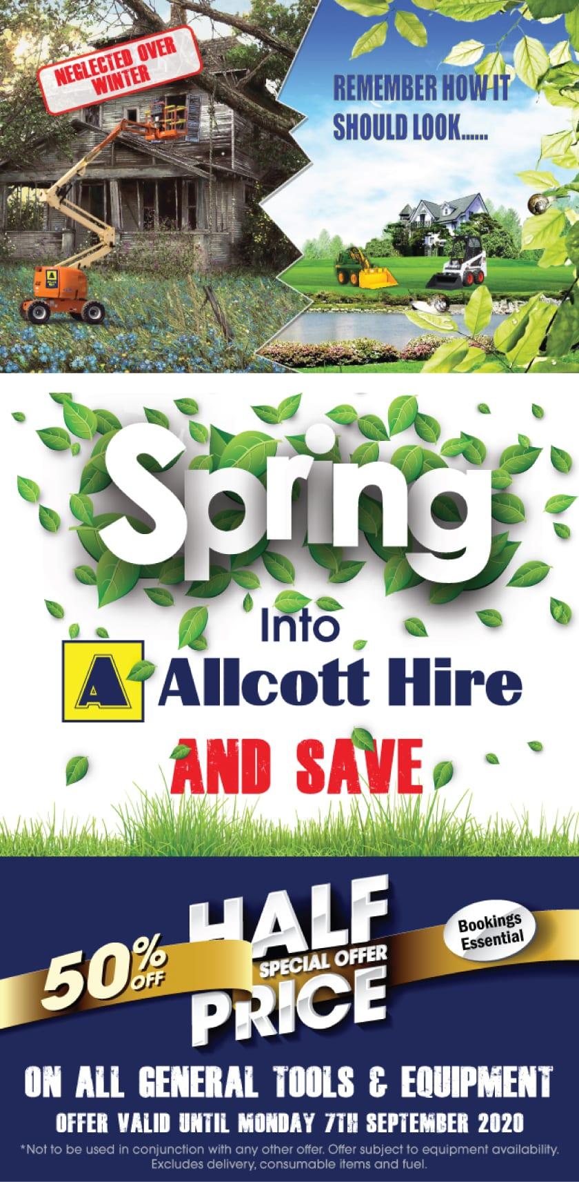 allcott-hire-spring-specials